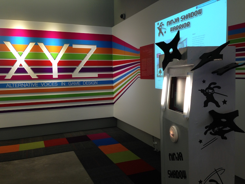 XYZ show at Museum of Design Atlanta, 2013.